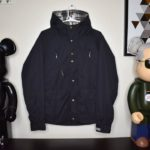 THE NORTH FACE PURPLE LABEL 'ROOT OF LIFE' MOUNTAIN PARKA (NANAMICA)