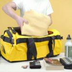 Обзор сумки-рюкзака The North Face Base Camp Duffel M