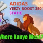 """Unboxing YEEZY """"Static"""" Boost 350 V2"""