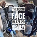 [VLOG #74] รีวิวกระเป๋า (เป้น้ำ) Trekking The North Face Blaze 20