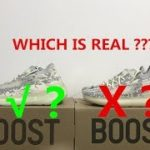 Which is real ?Check the video before you order Yeezy Boost 380 Alien