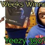 Wireless Headset Winner & Yeezy 350?