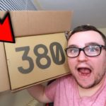 YEEZY 380 ALIEN UNBOXING/FIRST IMPRESSIONS!