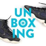 Yeezy 500 High Slate Unboxing