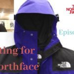 hunting for the northface