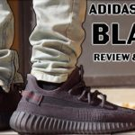 Adidas YEEZY 350 V2 Black Review & On Feet   Will These Gain Resell Value?