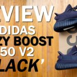After 2 years, THIS colourway came back! || adidas Yeezy Boost 350 V2 'Black Non-Reflective' Review