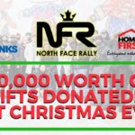BEST CHRISTMAS EVER – $30,000 WORTH OF GIFTS DONATED