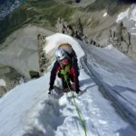 Climbing the Frendo Spur (part 2 of 2)