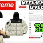 FINALLY Supreme x The North Face WEEK 18 MANUAL LIVE COP! | SUCCESS IN HAND! | BEST JACKET