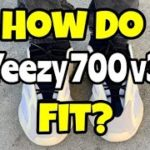 How do Yeezy 700 v3 fit