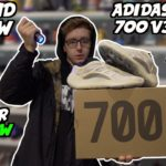 """IN HAND REVIEW Adidas Yeezy 700 V3 """"Azael"""" 