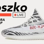 🔴 LIVE COP: Yeezy 350 V2 Zebra