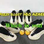 Real VS Fake WATCH BEFORE YOU BUY YEEZY 700 V3 AZAEL /Comparison Video