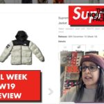SUPREME FW19 WEEK 18 PREVIEW – THE NORTH FACE COLLABORATION