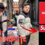 SUPREME x THE NORTH FACE PAPER PRINT NUPSTE LONDON INSTORE VLOG | SUPREME FW19 WEEK 18