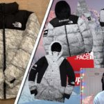 Supreme FW19 Week 18 – Supreme x The North Face 'Paper Series' Collab