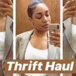 Thrift Haul | Thriftmas | The North Face, Tommy Hilfiger, Eddie Bauer, Vans | Victoria Renea