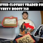 Trading Thrifted Clothes For Brand New Yeezy Boost 350s