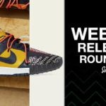 Weekly Release Round-Up   Yeezy Boost 350 V2 'Yecheil' & Off-White x Nike Dunk
