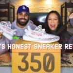 Wife's Honest Sneaker Review – Adidas Yeezy 350 V2 Zebra (RESTOCK)