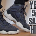 YEEZY 500 HIGH SLATE REVIEW & ON FEET + HOW TO STYLE