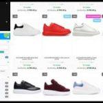 Интернет-магазин культовых кроссовок YEEZY BOOST