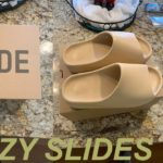 YEEZY SLIDES!! UNBOXING+ON FOOT REVIEW!! ARE THEY WORTH THE COP??