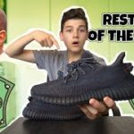 Yeezy 350 Black V2 (Unboxing) – RESTOCK OF THE YEAR?!?