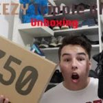 Yeezy 350 V2 black unboxing