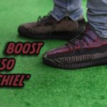 Yeezy Boost Yecheil On Foot + Review!