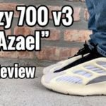 "adidas Yeezy 700 v3 ""Azael"" Review & On Feet"