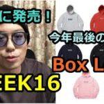 【supreme】2019FW WEEK16 まさかのBandana Box LogoフーディーとBeanieがダブルで発売!やっぱり今回もWEB抽選か~