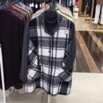 スタンド衿で、上品に仕立てたジャケット 冬のあたたか婦人服 グレース 足利