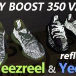 이지부스트 350V2 이즈릴&예힐 리플랙티브 리뷰!! (YEEZY BOOST 350 V2 yeezreel & yecheil reflective review)