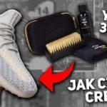 CREP jak czyścić buty !? YEEZY vs CREP