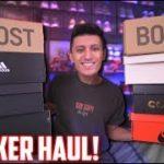 HUGE $2000 HYPE SNEAKER HAUL! Yeezys, Air Jordan 1s, UltraBOOST and NMD!