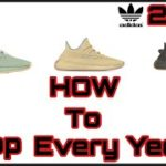 How to cop every Yeezy in 2020 (Yeezy Supply and Adidas)