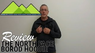 The North Face Borod Hoodie Review