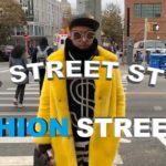冬のニューヨークのレディースファッション、メンズファッション!【ストリートファッション】ストーリートスナップ