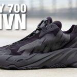 Adidas YEEZY 700 MNVN Triple Black REVIEW & On Feet