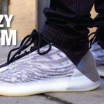 Adidas YEEZY QNTM Quantum Basketball REVIEW & ON FEET