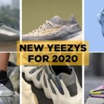 HERE ARE THE NEW YEEZY SNEAKER RELEASES FOR 2020 (Cop or Drop?)
