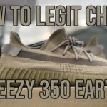 HOW TO LEGIT CHECK YEEZY 350 V2 EARTH ( Yeezy 350 v2 Earth Review )