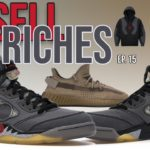 Resell To Riches Ep 15 – Off-White Jordan 5 LIVE COP   Yeezy 350 v2 Earth ALL STAR WEEKEND 2020!!!!