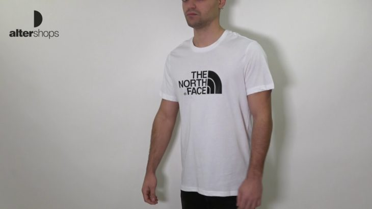 The North Face S/S Easy Tee T92TX3FN4