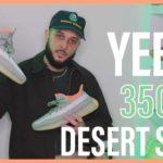 WATCH BEFORE YOU BUY YEEZY 350 V2 DESERT SAGE