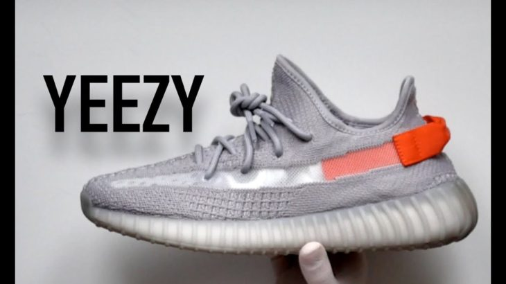 YEEZY BOOST 350 – TAIL LIGHT / Triple White / Beluga – Unboxing