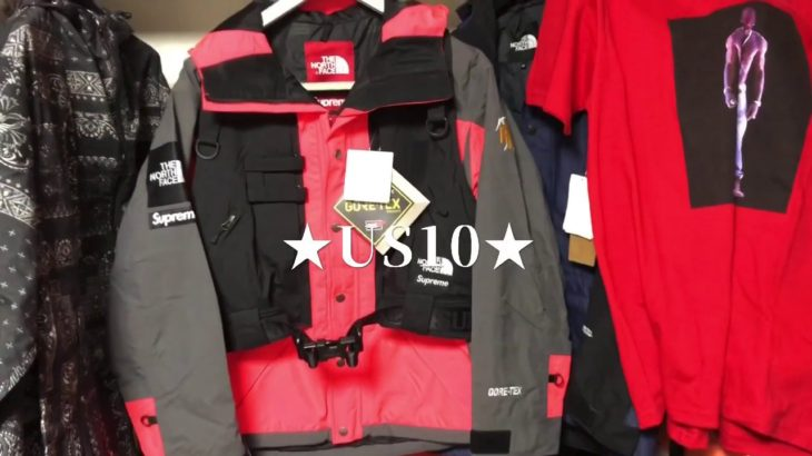 【2020SS】★ノースフェイス+シュプリーム★ Supreme The North Face RTG Jacket + Vest『Bright Red』★Gallery