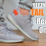 ADIDAS YEEZY 350 V2 TAIL LIGHT REVIEW + ON FEET & SIZING